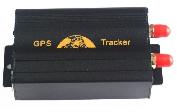 GPS připojení