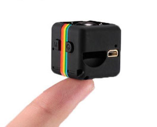b833a816b Mikro kamera / minikamera s HD rozlišením a IR přisvícením - špionážní  kamery