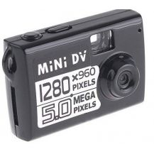 Mini kamera HD video s detekcí pohybu